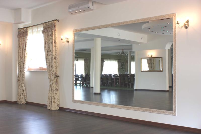 Sala Weselna Koło Łukowa ~ Galeria sala i wnętrza  Sala Gościnna Magnacka