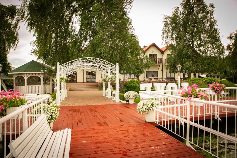 przyjęcia weselne Magnacka